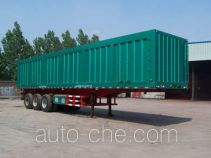 Mengshan MSC9401XXY box body van trailer