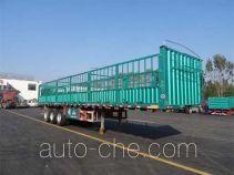 萌山牌MSC9402CCY型仓栅式运输半挂车