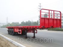 Mengshan MSC9403 flatbed trailer