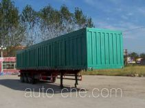 Mengshan MSC9403XXY box body van trailer