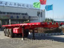 Mengshan MSC9403ZZXP flatbed dump trailer