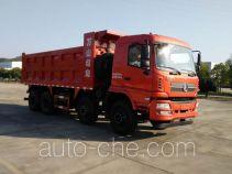 盟盛牌MSH3311G1A型自卸汽车