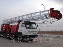 Mengsheng MSH5250TXJ well-workover rig truck