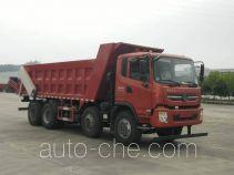 盟盛牌MSH5312ZLJ型自卸式垃圾车