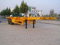 Shiyun MT9351TJZ container transport trailer