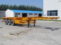 Shiyun MT9370TJZ container transport trailer