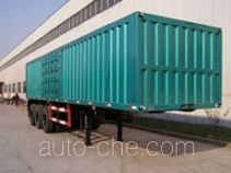 Shiyun MT9401XXY box body van trailer