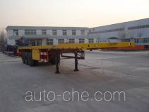 Shiyun MT9407P flatbed trailer