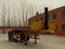 Chengxinda MWH9350ZZXP flatbed dump trailer