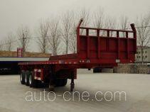 Chengxinda MWH9400ZZXP flatbed dump trailer