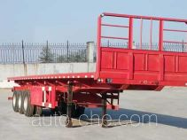 Chengxinda MWH9401ZZXP flatbed dump trailer