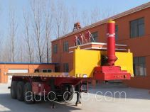 Chengxinda MWH9402ZZXP flatbed dump trailer