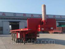 Chengxinda MWH9403ZZXP flatbed dump trailer