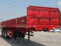 诚信达牌MWH9407Z型自卸半挂车