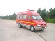 光通牌MX5040XXFTZ1000S型通讯指挥消防车
