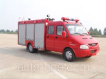 光通牌MX5050TXFJY38型抢险救援消防车