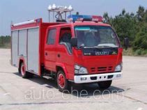 Guangtong (Haomiao) MX5050TXFJY86 fire rescue vehicle