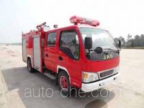 Guangtong (Haomiao) MX5070GXFPM20/HF foam fire engine
