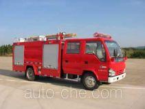 Guangtong (Haomiao) MX5070GXFSG20 fire tank truck