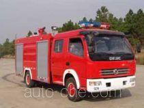 Guangtong (Haomiao) MX5090GXFSG30 fire tank truck