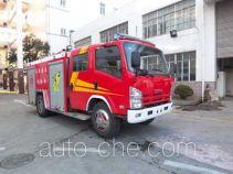 Guangtong (Haomiao) MX5100GXFAP30 class A foam fire engine