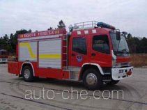 Guangtong (Haomiao) MX5120TXFJY88W fire rescue vehicle
