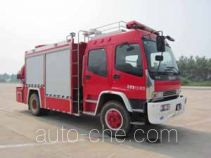 Guangtong (Haomiao) MX5121TXFJY88 fire rescue vehicle