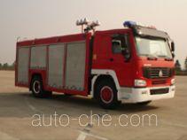 光通牌MX5130TXFGQ40型供气消防车