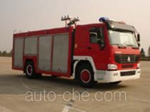Guangtong (Haomiao) MX5130TXFGQ40S gas fire engine