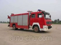 Guangtong (Haomiao) MX5130TXFJY88S fire rescue vehicle