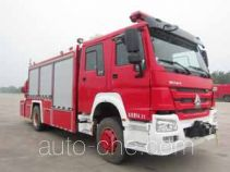 Guangtong (Haomiao) MX5140TXFJY88 fire rescue vehicle