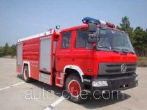 Guangtong (Haomiao) MX5150GXFSG60KJ fire tank truck