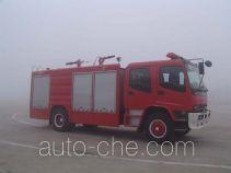 Guangtong (Haomiao) MX5160GXFAP60A class A foam fire engine
