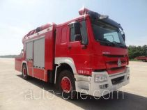 Guangtong (Haomiao) MX5170TXFPY60 smoke exhaust fire truck