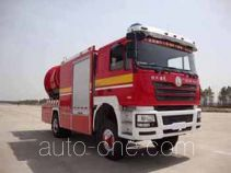 Guangtong (Haomiao) MX5180TXFPY83 smoke exhaust fire truck