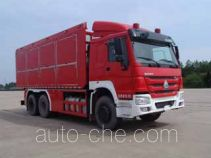 光通牌MX5200XXFQC200/MK型器材消防车