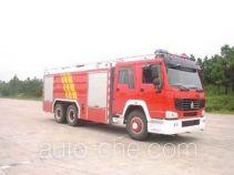 Guangtong (Haomiao) MX5270GXFAP110BS class A foam fire engine