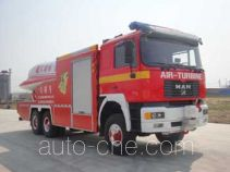 Guangtong (Haomiao) MX5270GXFPM60WP5 foam fire engine