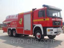 Guangtong (Haomiao) MX5270GXFSG60WP5 fire tank truck