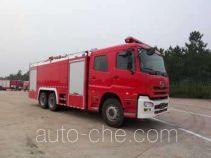 光通牌MX5270TXFGL90UD型干粉水联用消防车