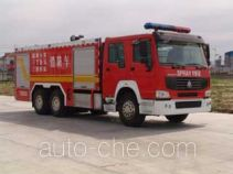 Guangtong (Haomiao) MX5280GXFPM100CXS foam fire engine