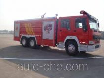Guangtong (Haomiao) MX5290GXFPM130 foam fire engine