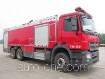 Guangtong (Haomiao) MX5290TXFGP110/SS dry powder and foam combined fire engine