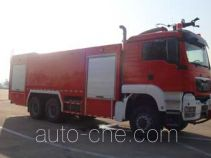 Guangtong (Haomiao) MX5310GXFPM120M foam fire engine