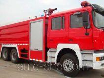 Guangtong (Haomiao) MX5310GXFSG150 fire tank truck