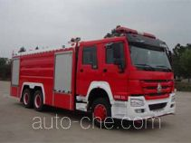 Guangtong (Haomiao) MX5320GXFPM160 foam fire engine