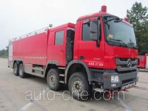 Guangtong (Haomiao) MX5380GXFPM180 foam fire engine