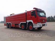 Guangtong (Haomiao) MX5430GXFSG250/HW fire tank truck