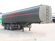 Lianghong MXH9400GSY edible oil transport tank trailer
