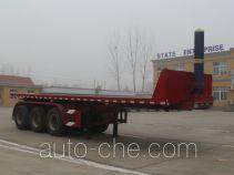 Lianghong MXH9400ZZXP flatbed dump trailer